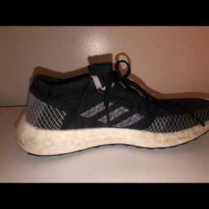 women's size 9 adidas pure boost tennis shoes